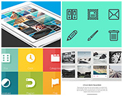 Fresh and Free Resources for Website and Mobile Interface Designers