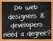 3 Reasons Why Traditional Web Design and Development Schools Are Detrimental to Creativity