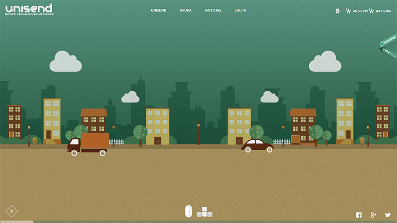Amazing Parallax Scrolling Effects In Website Design