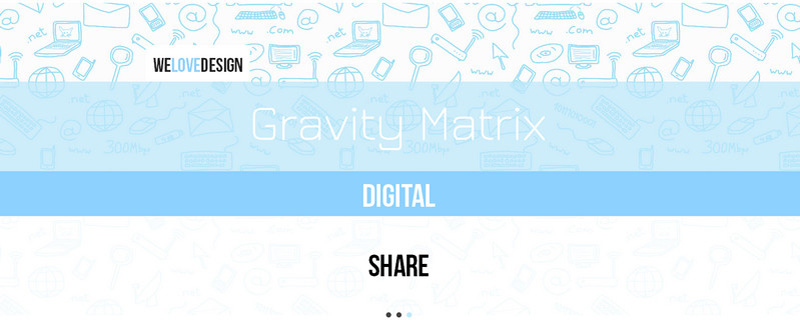 Gravity Matrix