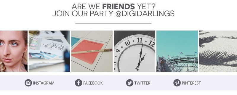 Digital Darlings