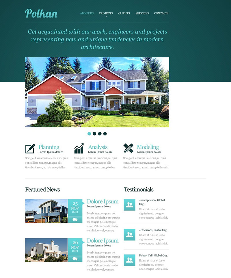 Real Estate Agency Facebook Template