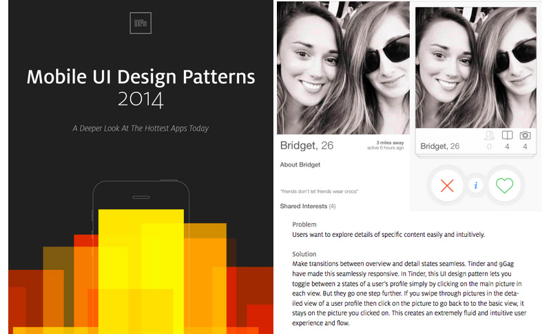 Mobile UI Design Patterns