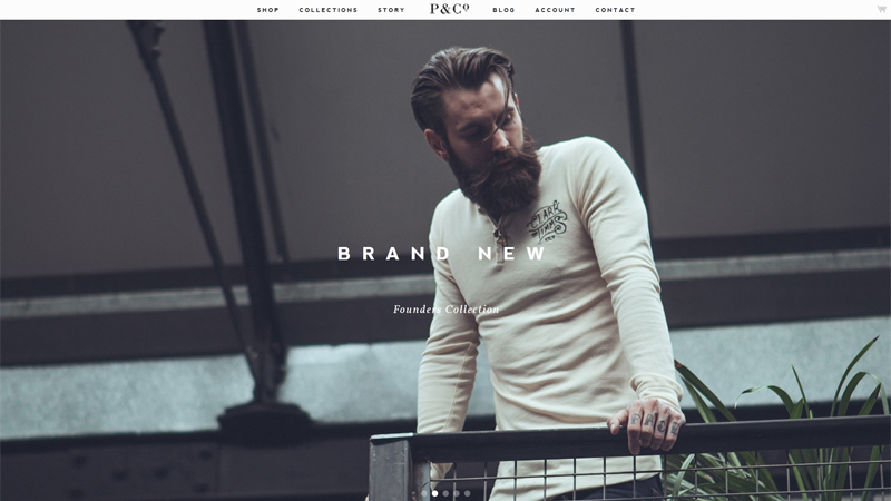 P & Co Fashion