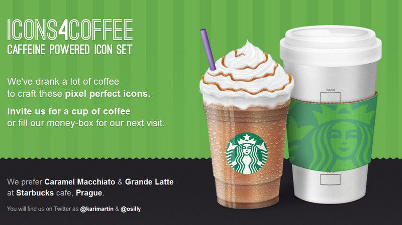 Icons4Coffee