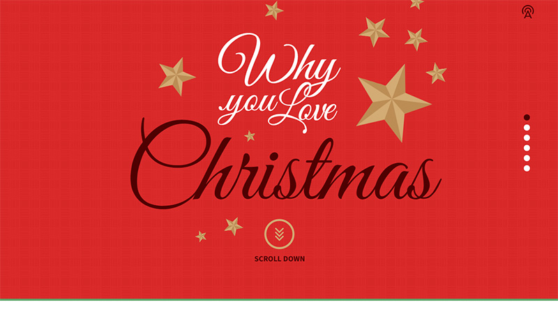 Why You Love Christmas