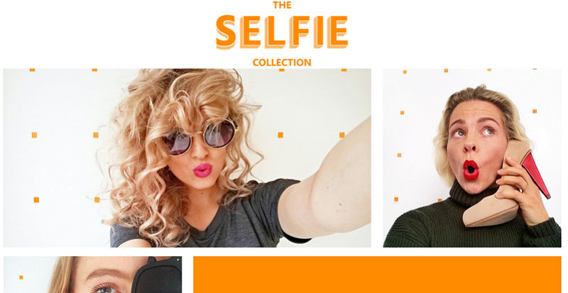 The Selfie Collection