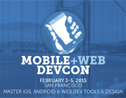 Mobile+Web DevCon: Master Mobile and Web Development and Build Your Network