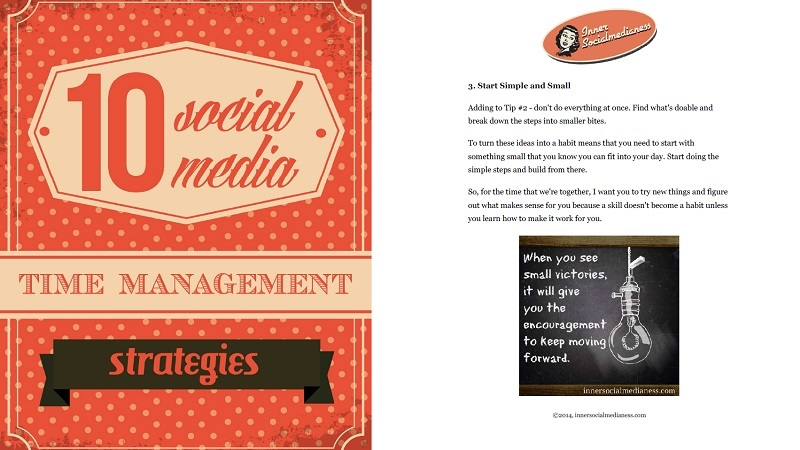 10 Social Media Time Management Strategies