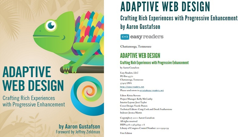 10 latest free ebooks for web designers and website owners adaptive web design crafting rich experiences with progressive enhancement fandeluxe Choice Image