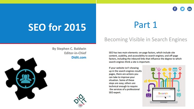 SEO for 2015