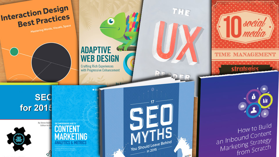 10 Latest Free Ebooks for Web Designers and Website Owners