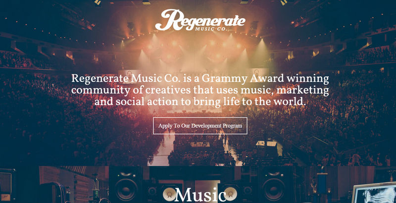 Regenerate Music Co