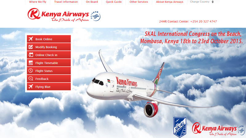 Airline website design the best examples unusually this site does not greet visitors with a flight search form but a bright red navigation menu cannot be missed here a nice selection of 4 images thecheapjerseys Choice Image