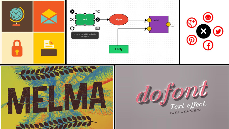 New Web Design and Development Resources: #6 April Edition