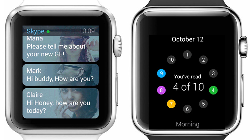 Future of Popular Apps for Apple Watch