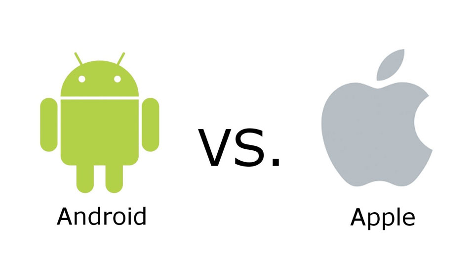 iOS vs Android: Evolution of Design Philosophy