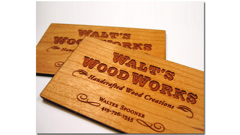 40 amazingly creative business cards for inspiration walts wood works colourmoves