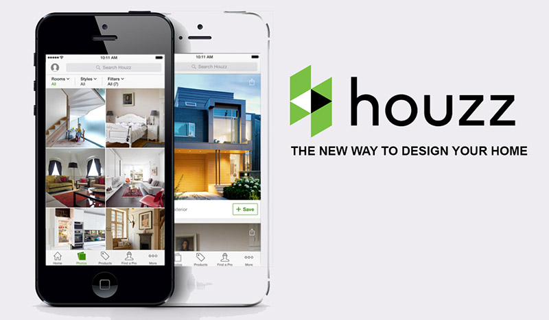 25 beautiful and useful apps to watch out for Houzz design app