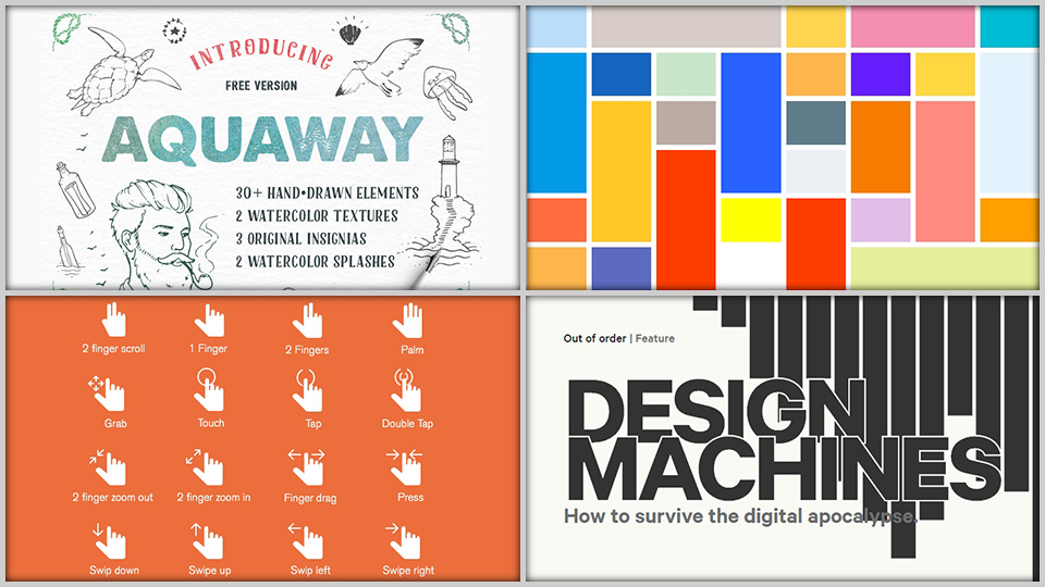 New Web Design and Development Resources: #9 July Edition