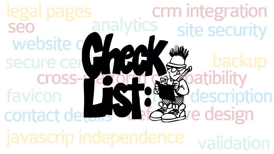 15 Things to Check Before Launching a New Website