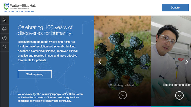 Celebrating 100 years of discoveries for humanity