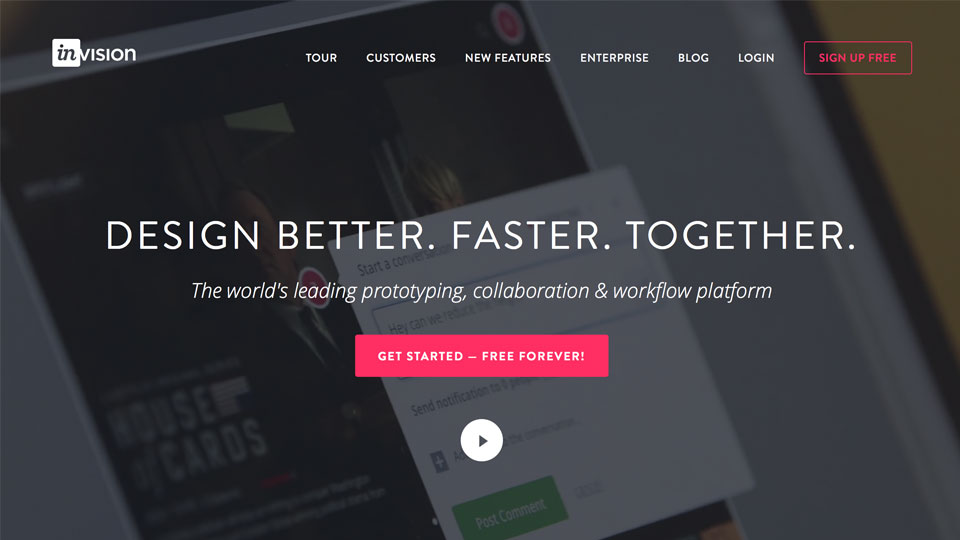 Why We Use InVision for Our Design Team
