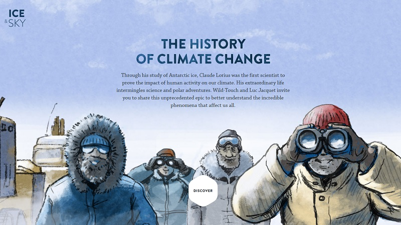 The History of Climate Change