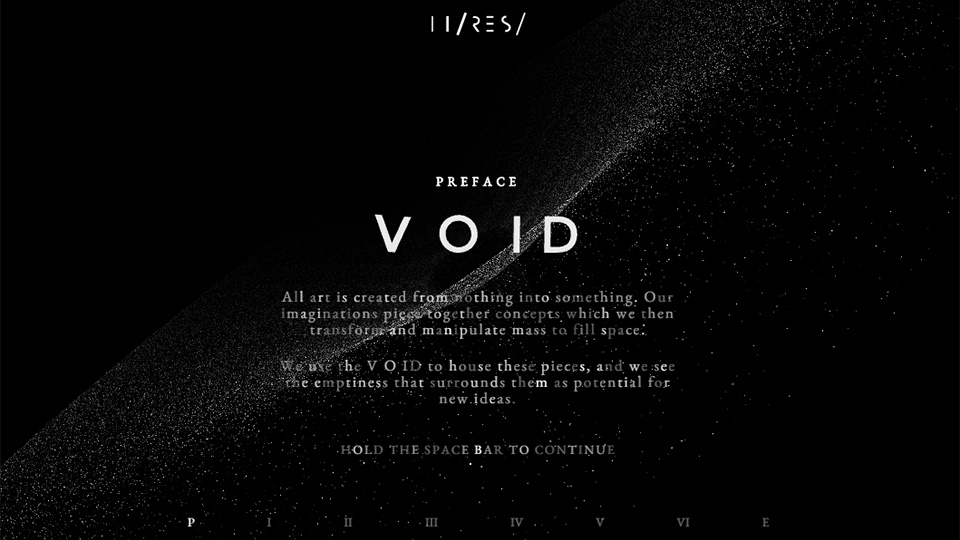 Particle Animation – Fresh Trend