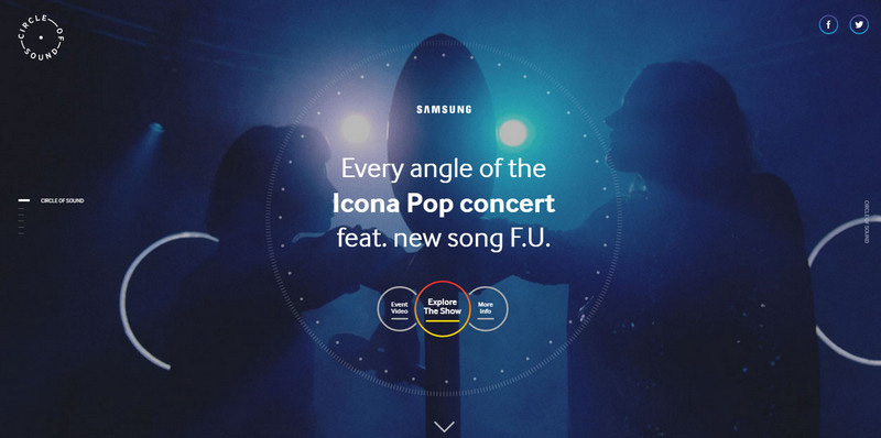 Circle of Sound by Samsung