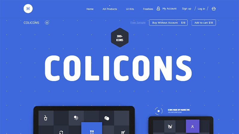 Colicons