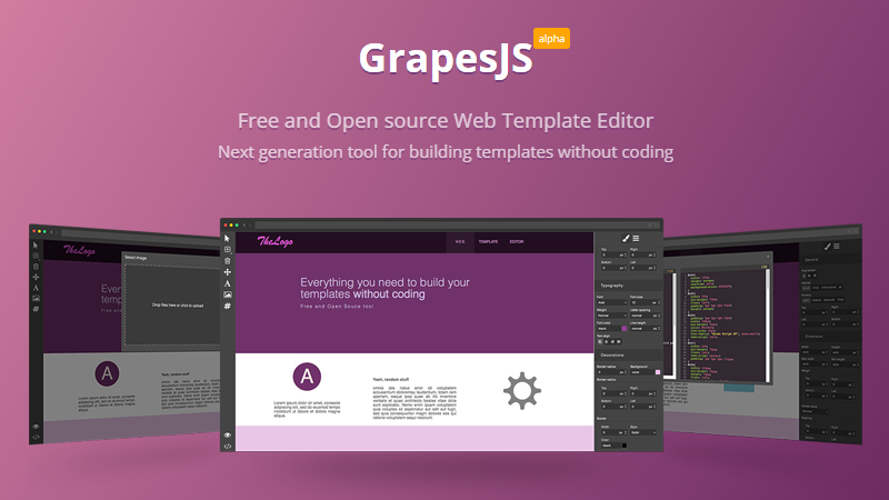 New web design and development resources 15 february edition for Open source template engine