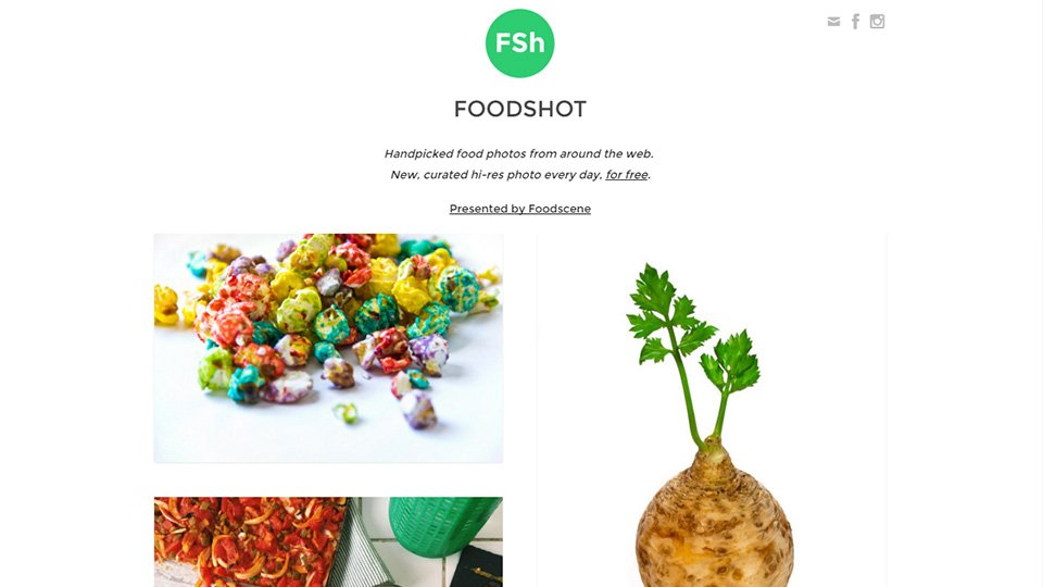 Collections of Fresh Design Freebies – March Edition