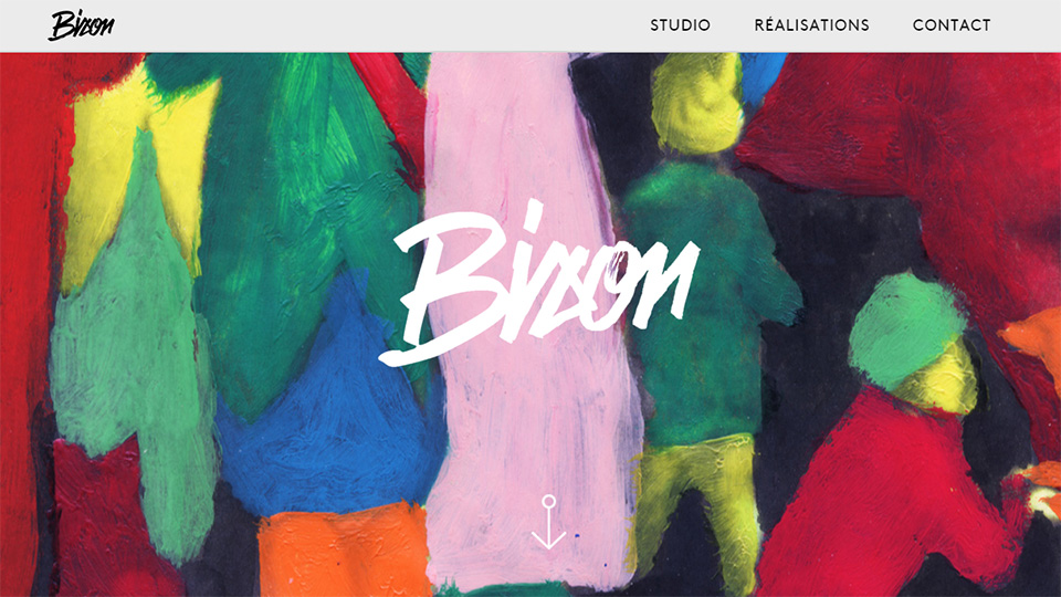 Artistry Dose – The Use of Ornamental Backgrounds in Website Design