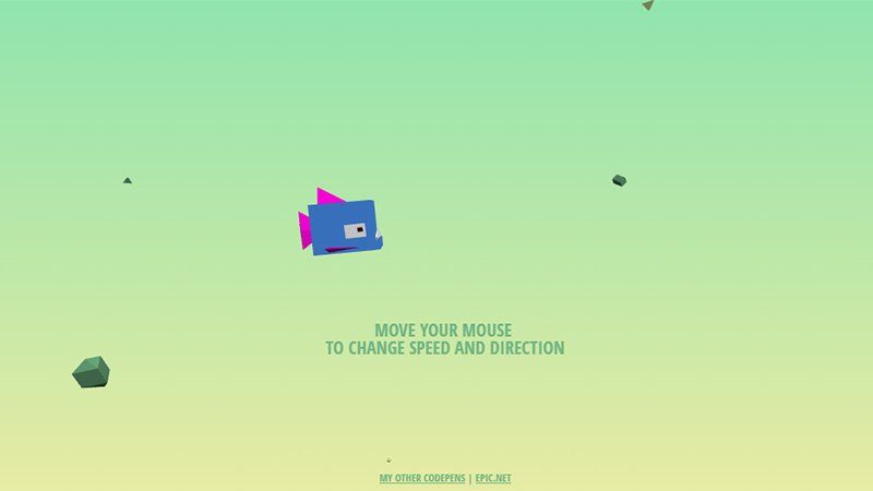 20 Codepen Solutions for Awesome Mouse Effects
