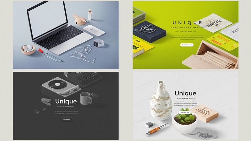 Scenes For Web Projects 2