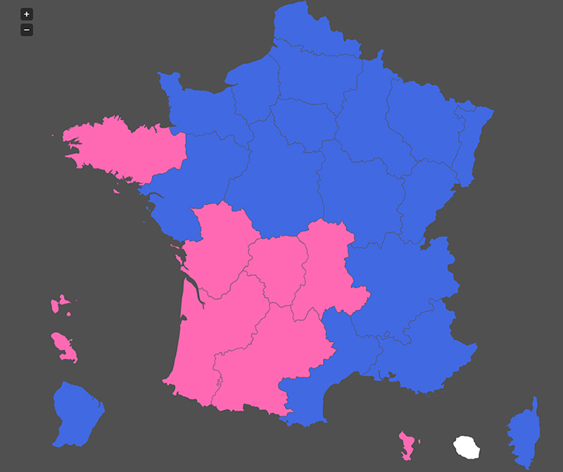 8 JavaScript Libraries for Interactive Map Visualizations