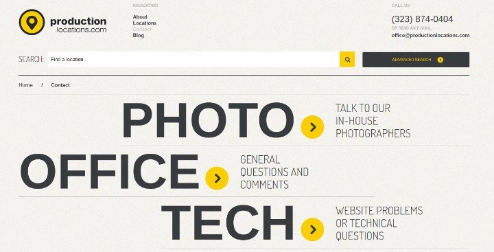 contact us page best practices with 22 fantastic examples onextrapixel Best Contact Us Web Pages