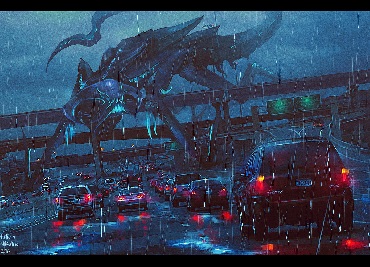 34 Breathtaking Examples of Sci-Fi Art Found on Deviant Art