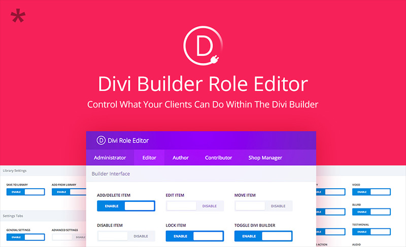 The New Divi Builder Plugin from Elegant Themes - 웹